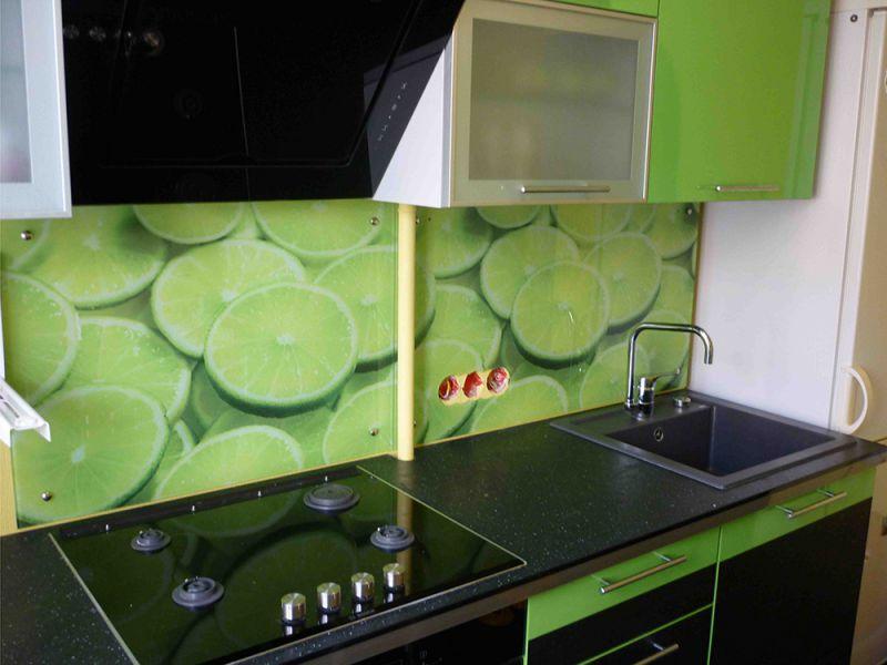 фартуки для кухни арт джин фотопечать на любых поверхностях