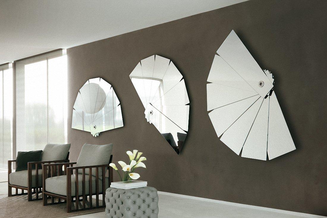 Как сделать зеркало на стену своими руками